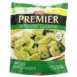 H-E-B Premier Artichoke Quarters,16.00 oz