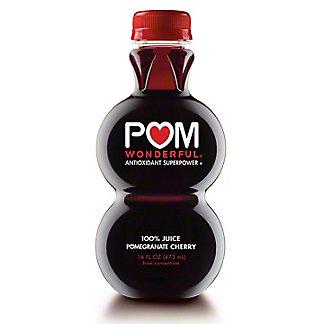 Pom Wonderful Pomegranate Cherry 100% Juice, 16 oz