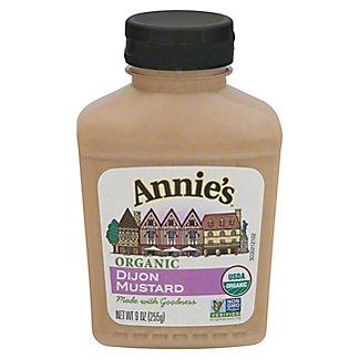Annies Naturals Annie's Dijon Mustard,9 oz