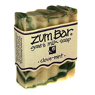 Indigo Wild Clove-Mint Zum Bar Goats Mild Soap, 3 oz