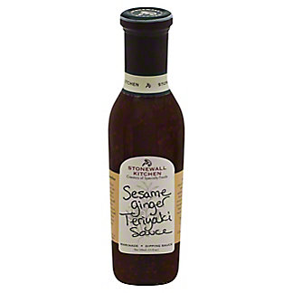 Stonewall Kitchen Sesame Ginger Teriyaki Sauce,11 OZ