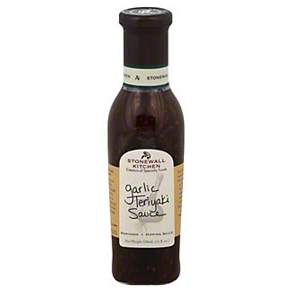 Stonewall Kitchen Garlic Teriyaki Sauce,11 OZ
