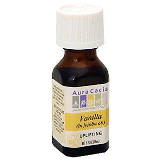 Aura Cacia Vanilla Absolute Oil, 0.50 oz