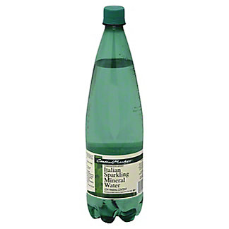 Central Market Italian Sparkling Mineral Water, 1 L