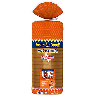 Mrs Baird's Honey Wheat Bread,20 OZ