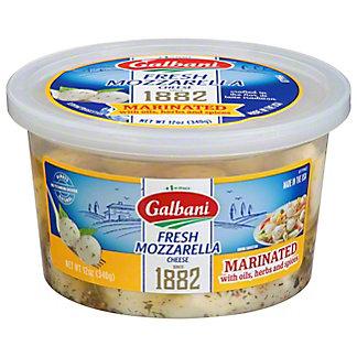 Galbani Galbani Mozzarella Fresca Marinated,12 oz