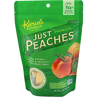 Just Tomatoes, Etc.! Just Peaches,1.2 OZ