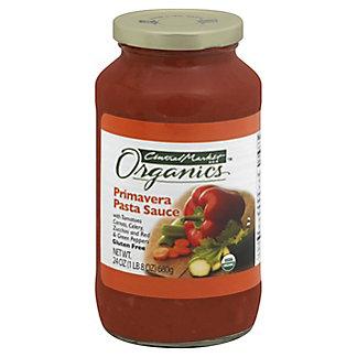 Central Market Organics Primavera Pasta Sauce,24 OZ