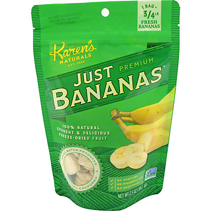 Just Tomatoes, Etc.! Just Bananas,2.5 OZ