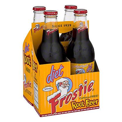 FROSTIE Diet Root Beer, 4.00 ea