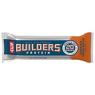Clif Builder's Chocolate Peanut Butter Protein Bar,2.4 OZ