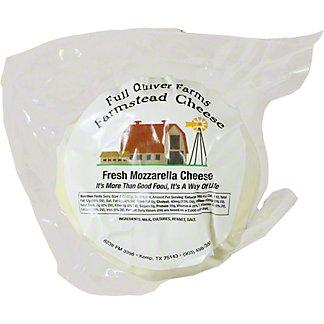 Full Quiver Farms Fresh Mozzarella Cheese