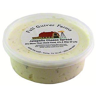 Full Quiver Farms Jalapeno Cheese Spread,LB