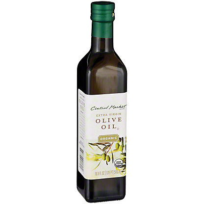 Central Market Organics Extra Virgin Olive Oil, 16.9 oz