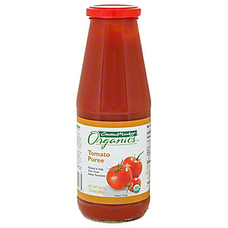 Central Market Organics Tomato Puree, 24 oz