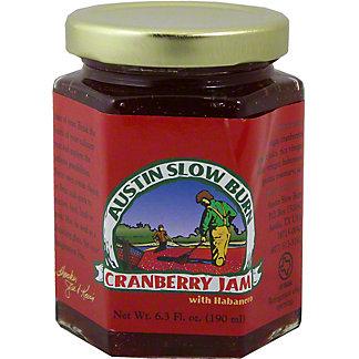 Austin Slow Burn Cranberry, 6.3 OZ