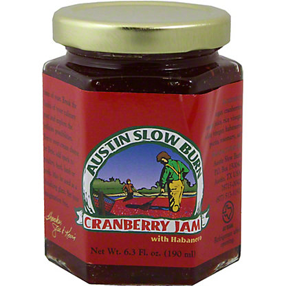Austin Slow Burn Cranberry, 6.3 OZ