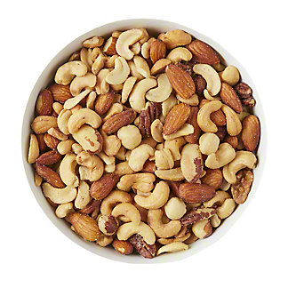 Lone Star Nut & Candy Imperial Roasted Mixed Nuts, sold by the, pound