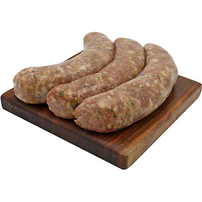 Central Market Black Pepper Pork Sausage