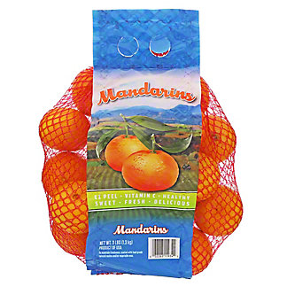Fresh Mandarins, 3 lb bag