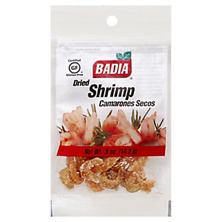 Badia Dried Shrimp,0.5 OZ