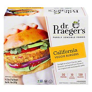 Dr. Praeger's California Veggie Burgers,4 CT