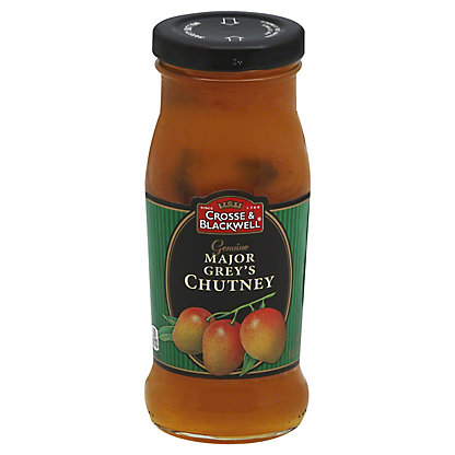 Crosse & Blackwell Major Grey's Chutney, 9 oz