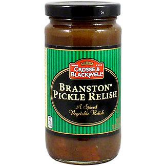 Crosse & Blackwell Branston Pickle Relish, 10.9 oz
