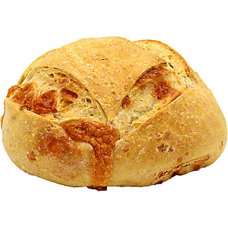 Central Market Roasted Garlic & Monterey Jack Bread, 20 oz