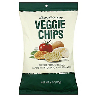 Central Market Veggie Chips, 6 oz