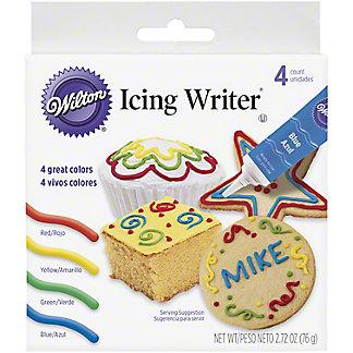 Wilton Icing Writer Tubes, 4 ct