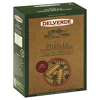 Delverde Fusilli No. 29, 16 oz