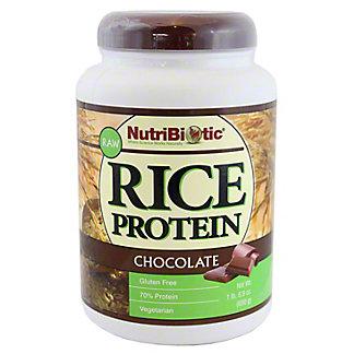 Nutribiotic Vegan Chocolate Rice Protein, 22.9 oz