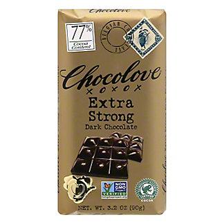 Chocolove Extra Strong Dark Chocolate, 3.2 oz