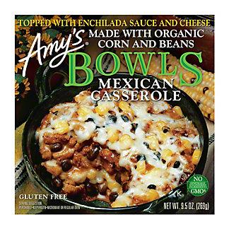 Amy's Mexican Casserole Bowls, 9.5 oz