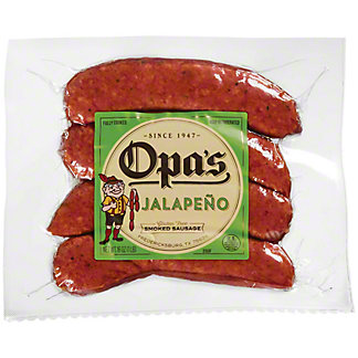 Opa's Jalapeno Sausage Links Small Pack,LB