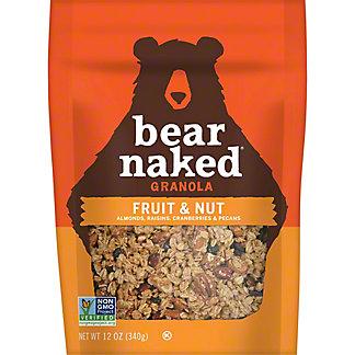 Bear Naked Fruit & Nutty Granola, 12 oz