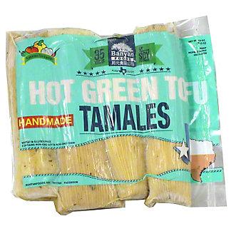 Banyan Hot Green Tofu Tamales, 30 OZ