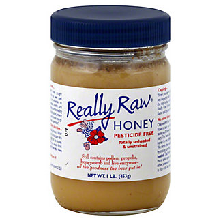 Really Raw Really Raw Honey,16 OZ