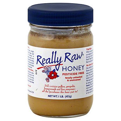 Really Raw Really Raw Honey,16 OZ