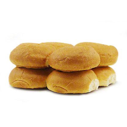 Central Market Pain Au Lait Hamburger Buns 8 count,8 CNT