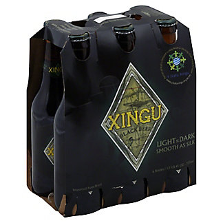 Xingu Black Beer 6 PK Bottles,12 OZ