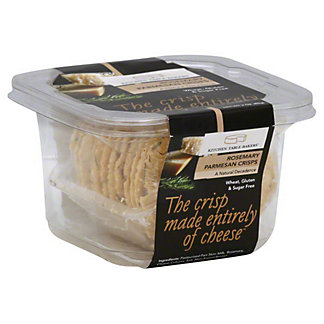 Kitchen Table Bakers Rosemary Crackers,3 OZ