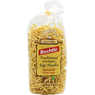Bechtle Traditional German Egg Noodles Spaetzle Farmer Style,17.6 oz (500 g)