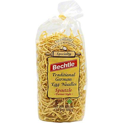 Bechtle Traditional German Egg Noodles Spaetzle Farmer Style,17.6 oz (500 g)