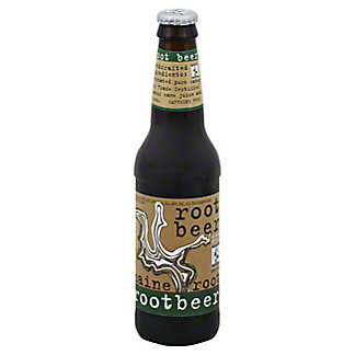 Maine Root Organic Root Beer Single Bottle,SCAN