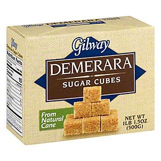 Gilway Demerara Sugar Cubes, 17.6 oz