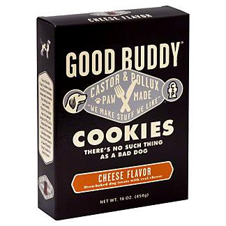 Castor & Pollux Good Buddy Cheddar Cheese Dog Cookies, 16 OZ