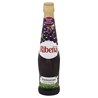 Ribena Blackcurrant Beverage, 20.3 oz