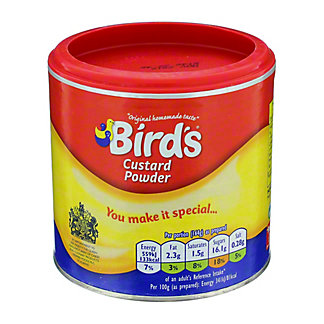 Bird's Custard Powder, 10.58 oz